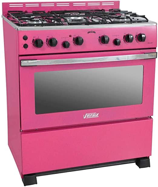 Fogão 5 Bocas 110V GLP Pink SE