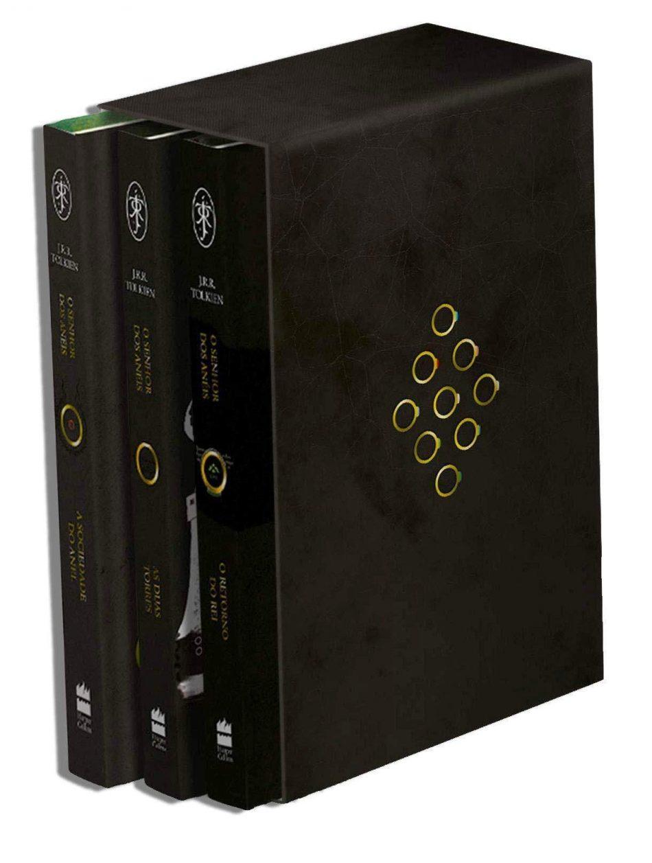 Box Trilogia O Senhor dos