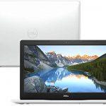 Notebook Dell Inspiron 15 3000, i15-3583-A20B, 8ª Geração Intel Core i5-8265U, 8 GB RAM, HD 2TB, AMD Radeon 520 2G GDDR5, Tela 15.6″ LED HD, Windows 10, Branco