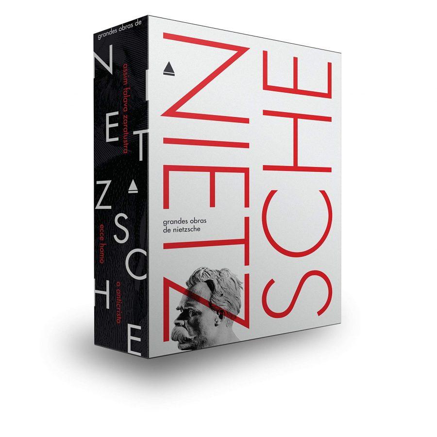 Grandes obras de Nietzsche (Português)