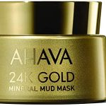 Ahava 24K Gold Mineral Mud – Máscara Facial 50ml