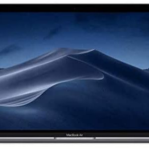 Macbook Air Apple 13,3, 8gb, Ssd 128gb, Intel Core i5 dual core de 1,6ghz, Cinza Espacial