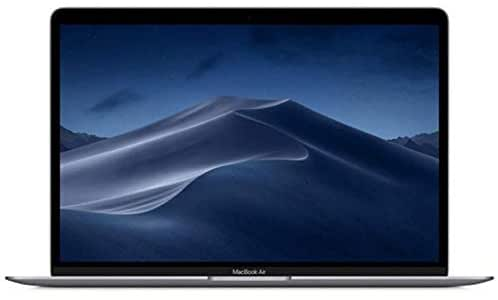 Macbook Air Apple 13,3, 8gb, Ssd 128gb, Intel Core i5 dual core de 1,6ghz, Cinza Espacial