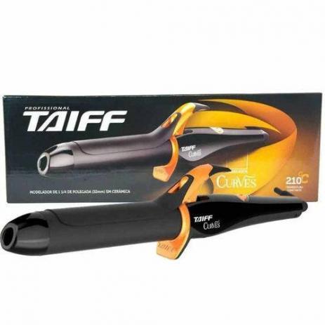 Modelador 1 1/4 Curves, Taiff, Bivolt