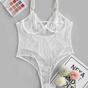 Body lingerie  com detalhes