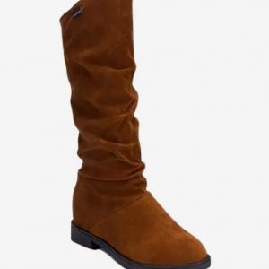 bota marrom pinterest