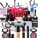 Maleta De Maquiagem Com kit