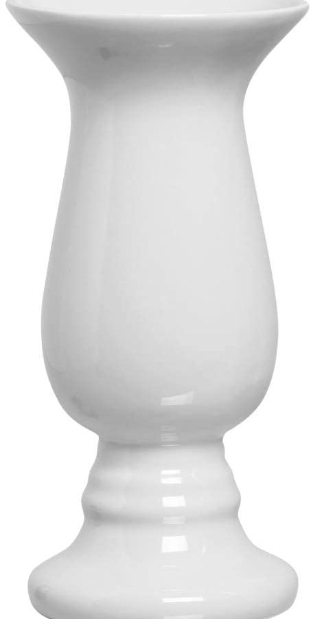 Vaso Mini Imperial Ceramicas Pegorin Branco