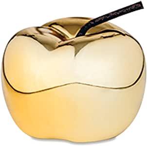 Maçã Dourada Em Cerâmica Mart Dourado