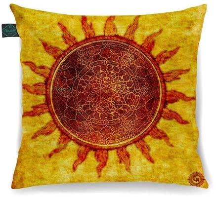 Almofada Arte Mistica Sol