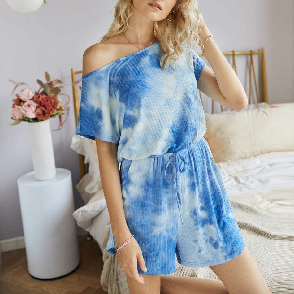 Conjunto pijama tie dye