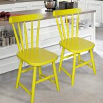 Kit Cadeira Folk – Amarelo