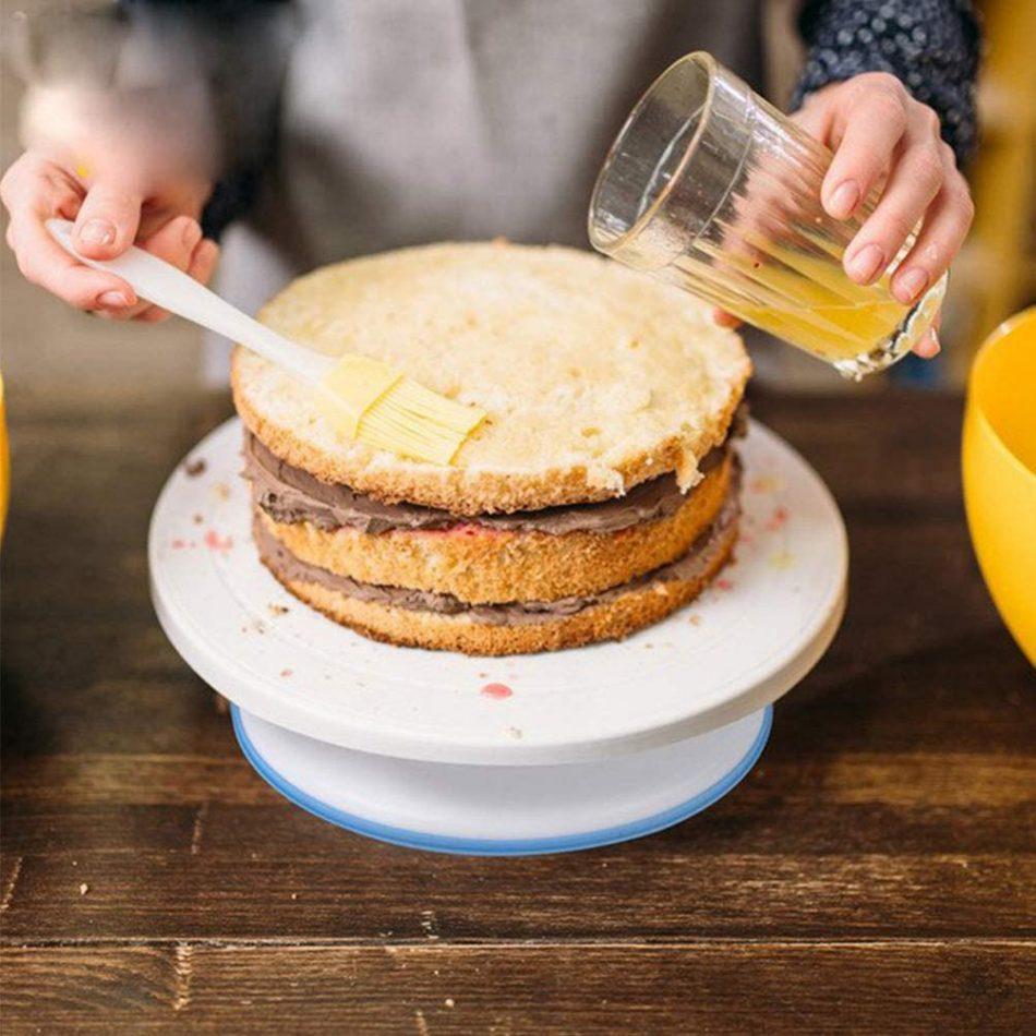 Kit de decoração de bolos