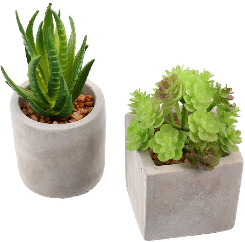 Vaso de plantas 2 peças super