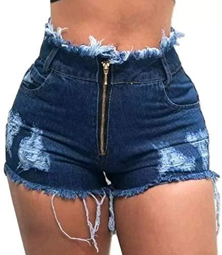 Short Jeans Feminino Cintura